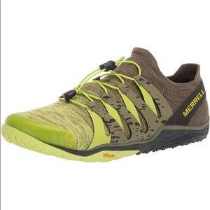 Merrell Men's Trail Glove 5 3D barefoot Shoe